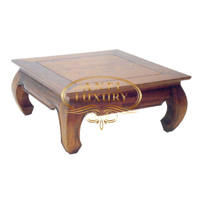 Opium Coffee Table 60 Teak