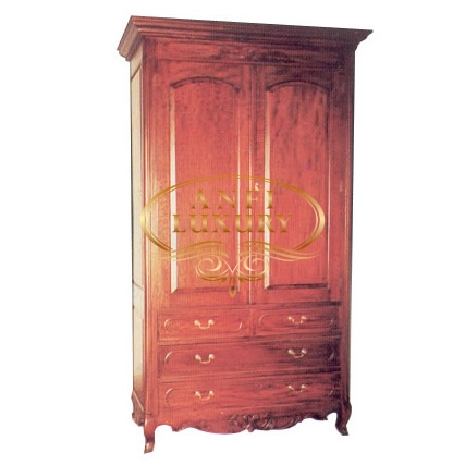 2 Door Linen Cabinet Indonesian Furniture
