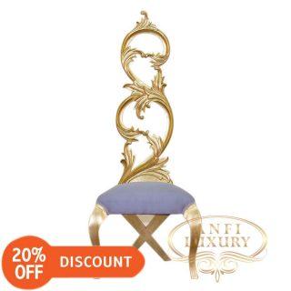 nantes tall ornate chair