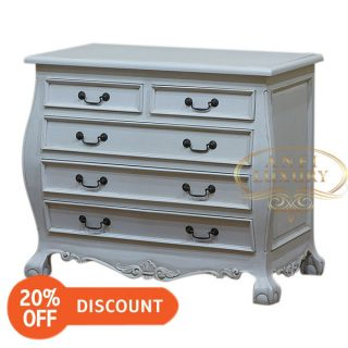 nantes chest 5 drawers