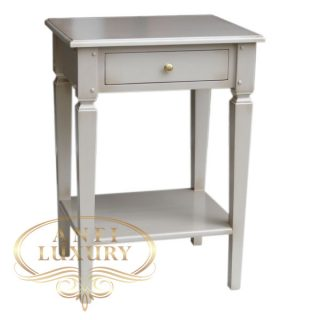 narirata plain bedside table