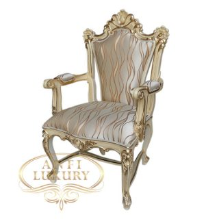 nazia dining arms chair
