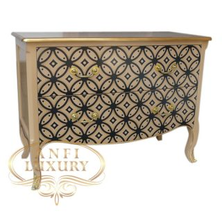safari commode 2 drawers