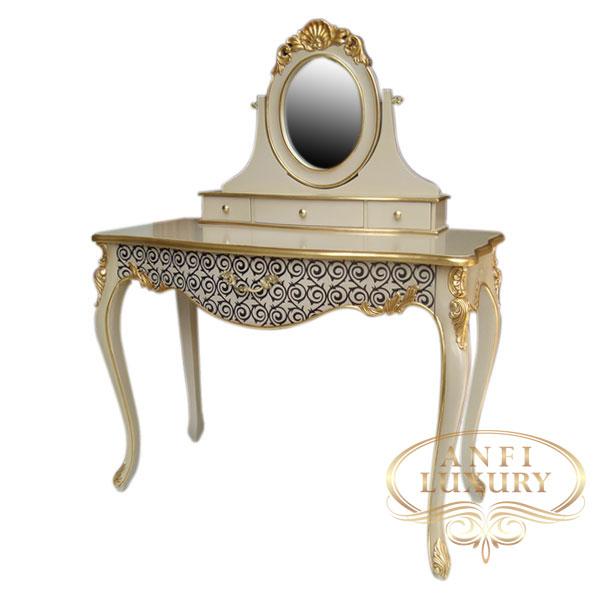 ayunda dressing table with mirror