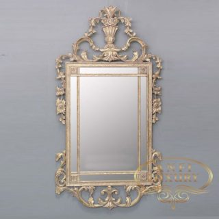 amanda rawles tall gold mirror