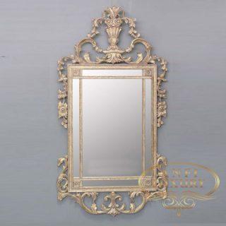 amanda rawles tall gold mirror