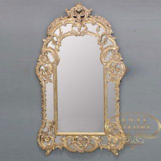 uburubur classic gold mirror