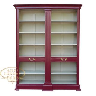 grand estonia open bookcase rc