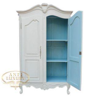 karlie classic white wardrobe