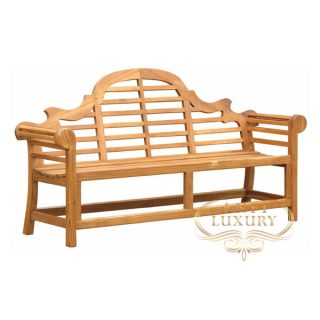 teak garden antika long bench