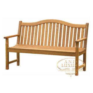 teak garden picasa double bench