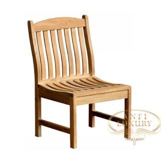 teak garden juna low chair