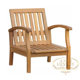 teak garden reno big chair