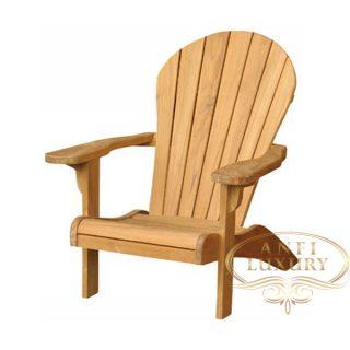 teak garden rere low chair